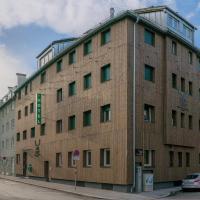 BinderS Budget City-Mountain Hotel, отель в Инсбруке