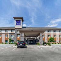 Sleep Inn & Suites Fargo Medical Center, hotel v destinaci Fargo