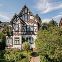Hotel Villa Rossek, Hotel in Bad Liebenstein