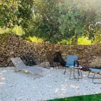 Villa T3 A Leccia maquis piscine