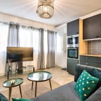 Chic and spacious apart with parking, hotel in Bobigny