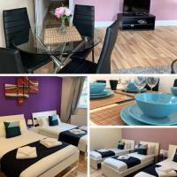 1 & 2 Bedrooms Apartments or House Available - The Ivy Serviced Apartments Aldershot, hotel in Aldershot