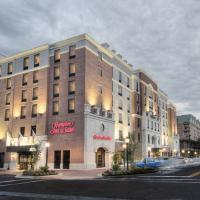 Hampton Inn Suites - Gainesville Downtown, hotel near Gainesville Regional Airport - GNV, Gainesville