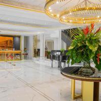 Hotel Savoy Homann、バンドンのホテル
