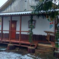 Дом в горах, отель в городе Uzlovoy
