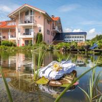 Ferienwohnung, 2 Schlafzimmern, Südbalkon, Saunanutzung
