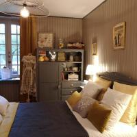 Manoir de l'Alleu, hôtel à La Chapelle-Chaussée