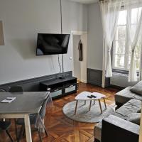 appartement avec vue sur cathédrale classé de tourisme 3 étoiles