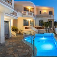 Villa Krini, hotel in Kalathas