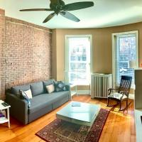 Boston - Historic South End 1 br Condo, hotel in South End, Boston