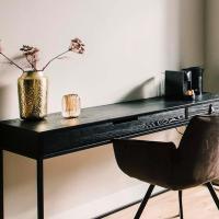 Stadsvilla Tilburg Suite and workspace ernst kitchen available