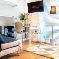 Luxury Studio at Sheffield - A Home Away From Home
