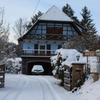 au numéro 6, hótel í Obersteinbach