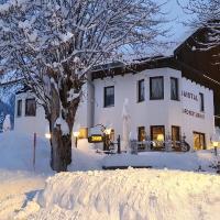 Gasthof Pension Gaistal, hotel in Leutasch