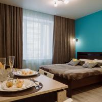 Современная Студия в Кольцово!, отель в Кольцове