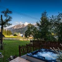 Góralski Spa - Luksusowa willa z sauną i wanną z hydromasażem