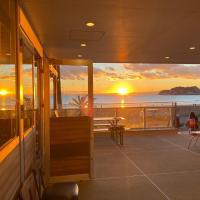 海辺のBed & Breakfast GOOD MORNING ZAIMOKUZA、鎌倉市のホテル