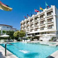 Hotel Il Negresco, hotel in Forte dei Marmi