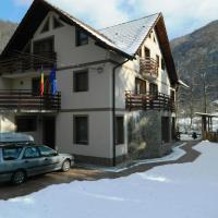Vila Alpen, hotel in Voineasa
