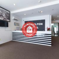 OYO 442 Marvelton Hotel, hotel in Butterworth