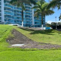 Apartamento en playa del caribe Colon Mariachiquita Balabeach BEACH FRONT, hotel en Colón