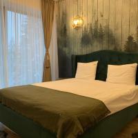 Luxury Silver Mountain Apartment