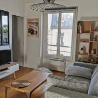Lovely Flat in Paris - City center - Nation-Picpus