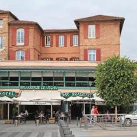 Hôtel du Vigan, hotel em Albi