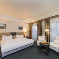 Ambassador Hotel, hôtel à Bishkek