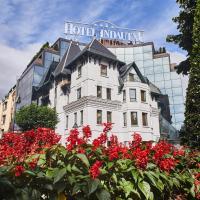 Hotel Silken Indautxu, отель в городе Бильбао