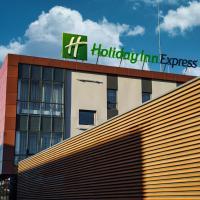 Holiday Inn Express Moscow - Khimki Go Park, an IHG Hotel, hotel in Khimki
