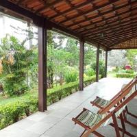 Deliciosa casa com piscina, espaçosa e arejada., hotel in Pampulha