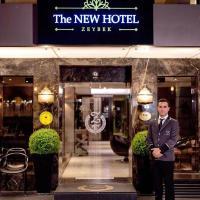 The New Hotel Zeybek, отель в Измире
