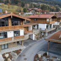 Chalet deluxe with 3 bathrooms, near practice lift
