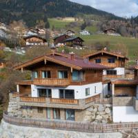 Top class chalet with 3 bathrooms near small slope