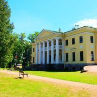 Усадьба Князя Гагарина А.Г. «Холомки»