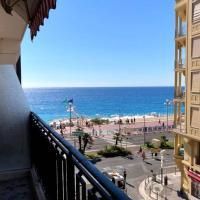 Sea View 1 Bed Flat Only Seconds Away From Beach