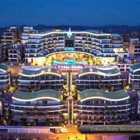 Elite Luxury Suite & Spa, отель в городе Аланья