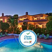 Quinta Jacintina - My Secret Garden Hotel, hotel no Vale do Lobo