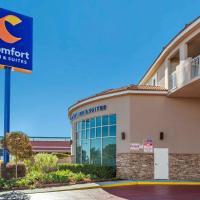 Comfort Inn & Suites Near Universal - North Hollywood – Burbank, hotel in Los Angeles