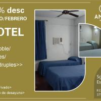 Hotel Anahi, hotel en Oberá