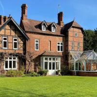 Historic large house set within beautiful gardens