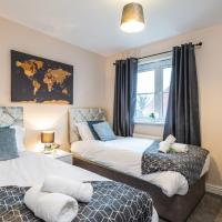 Large Contractor House - FREE Parking by ComfyWorkers