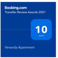 Veranda Apartment, hotel in Paralimni