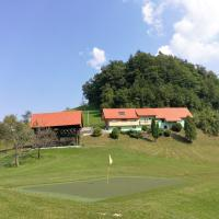 Castle Zazenberk - Golf Pitch&Putt inclusive