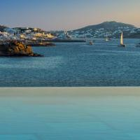 Mykonos Riviera - Small Luxury Hotels of the World, hotel in Tourlos