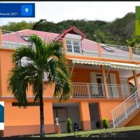 Villa NAMENO - Confort et Tranquillité - classé 3 étoiles, hôtel à Terre-de-Haut