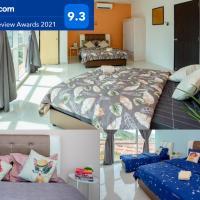Sweet and Relaxing Homestay, hotel near Penang International Airport - PEN, Bayan Lepas