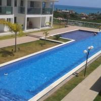 Bangalôs Riviera do Atlantico, hotel em Jacumã