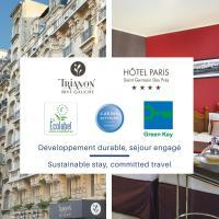 Hotel Trianon Rive Gauche, hótel í París